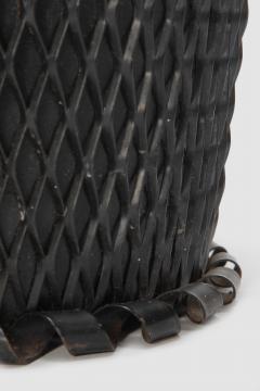 Mathieu Mat got Mathieu Mategot Umbrella Stand Black 50 s - 1480728
