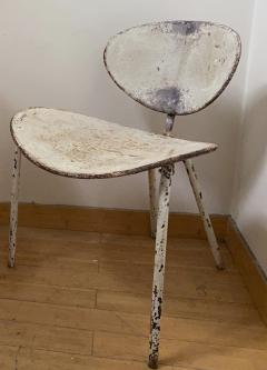 Mathieu Mat got Mathieu Mategot genuine pair of Nagasaki chair in vintage condition - 1779868