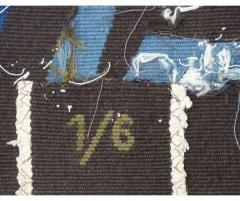 Mathieu Mat got Modern tapestry designed by Mathieu Mat got R gates - 954153