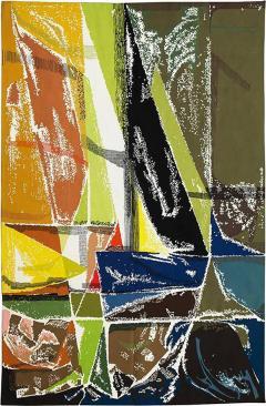 Mathieu Mat got Modern tapestry designed by Mathieu Mat got R gates - 976546