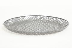 Mathieu Mat got Perforated Enameled Platter by Mathieu Mat got - 1082620