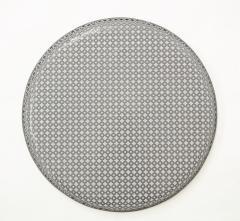 Mathieu Mat got Perforated Enameled Platter by Mathieu Mat got - 1082624