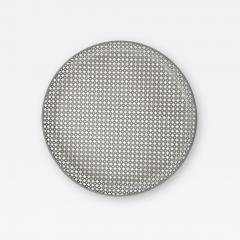 Mathieu Mat got Perforated Enameled Platter by Mathieu Mat got - 1083126
