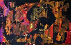 Mathieu Mate got Modernist Abstract Tapestry by Mathieu Mate got - 81235
