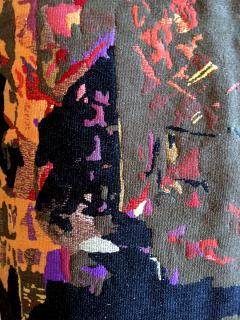 Mathieu Mate got Modernist Abstract Tapestry by Mathieu Mate got - 81238