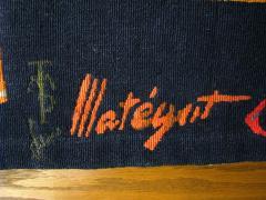 Mathieu Mate got Modernist Abstract Tapestry by Mathieu Mate got - 81239