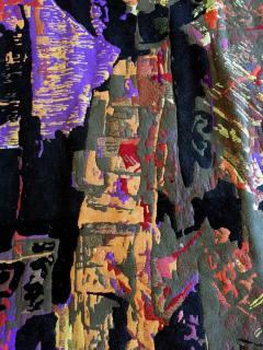 Mathieu Mate got Modernist Abstract Tapestry by Mathieu Mate got - 81240