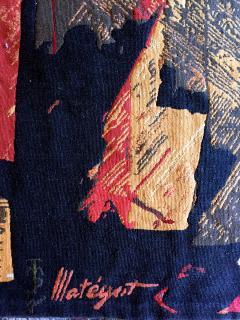 Mathieu Mate got Modernist Abstract Tapestry by Mathieu Mate got - 81241