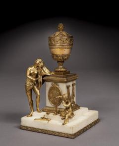 Matthew Boulton Antique English 18th Century Matthew Boulton Venus Vase Ormolu Parfumerie - 1311275