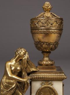 Matthew Boulton Antique English 18th Century Matthew Boulton Venus Vase Ormolu Parfumerie - 1311279
