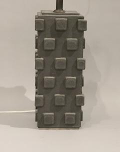 Matthew Ward Pair of Ceramic Table Lamps by Matthew Ward 2018 - 1186378