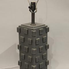 Matthew Ward Pair of Ceramic Table Lamps by Matthew Ward 2018 - 1186379