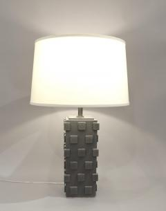 Matthew Ward Pair of Ceramic Table Lamps by Matthew Ward 2018 - 1186380
