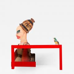 Mattia Biagi A Little Bird Told Me Desk - 1693731