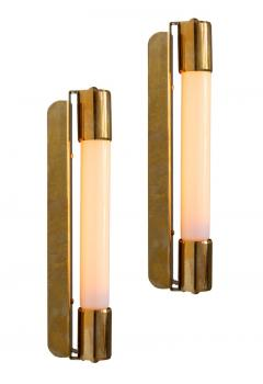 Mauri Almari Pair of 1950s Mauri Almari Model No 71032 Wall Lamps for Idman - 1097691
