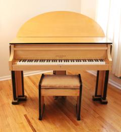 Maurice Adams Extraordinary Collection of Signed English Designer Furniture and Piano - 339728