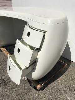 Maurice Calka Boomerang Desk by Maurice Calka for Leleu Deshays - 439844