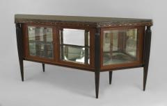 Maurice Dufr ne French Art Deco Mahogany Sideboard Cabinet - 465119
