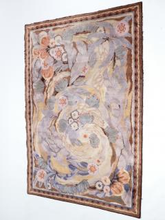 Maurice Dufr ne Maurice Dufrene for La Maitrise art deco rug 1922 - 1054920