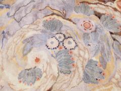 Maurice Dufr ne Maurice Dufrene for La Maitrise art deco rug 1922 - 1054923