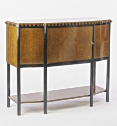 Maurice Dufr ne Maurice Dufrene spectacular early Art Deco refined cabinet - 1649069