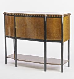 Maurice Dufr ne Maurice Dufrene spectacular early Art Deco refined cabinet - 1649128