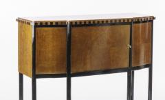 Maurice Dufr ne Maurice Dufrene spectacular early Art Deco refined cabinet - 1649133