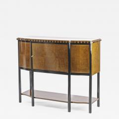 Maurice Dufr ne Maurice Dufrene spectacular early Art Deco refined cabinet - 1650887