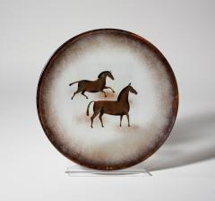 Maurice Heaton Rare Decorated Charger - 1502704