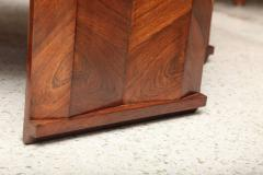 Maurice Jallot Fine Rosewood Late Art Deco Low Table France Maurice Jallot - 420403
