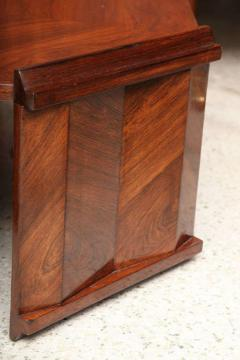 Maurice Jallot Fine Rosewood Late Art Deco Low Table France Maurice Jallot - 420404