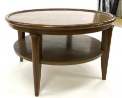 Maurice Jallot Maurice Jallot superb quality Art Deco 2 tier coffee table - 1620991