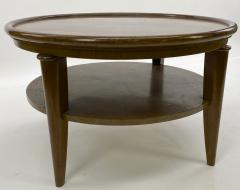 Maurice Jallot Maurice Jallot superb quality Art Deco 2 tier coffee table - 1620992