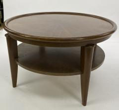 Maurice Jallot Maurice Jallot superb quality Art Deco 2 tier coffee table - 1620993