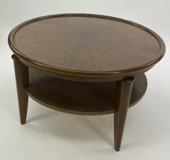 Maurice Jallot Maurice Jallot superb quality Art Deco 2 tier coffee table - 1620994