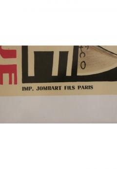 Maurice Picaud Lithographic Poster Folies Berg re - 910878