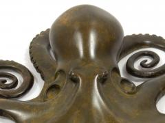 Maurizio Epifani Octopus sculpture in patinated bronze by Maurizio Epifani - 1041384