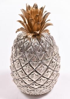 Mauro Manetti 1960s Italian Pineapple ice bucket by Mauro Manetti - 995830