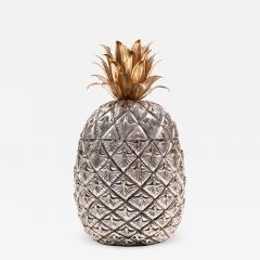 Mauro Manetti 1960s Italian Pineapple ice bucket by Mauro Manetti - 997538
