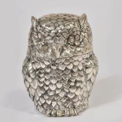 Mauro Manetti Italian 1970s owl by Mauro Manetti - 1272519