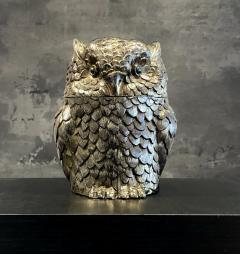 Mauro Manetti Mauro Manetti Owl Ice bucket - 1847708