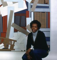 Mavis Pusey The City Distracting Images c 1970 - 378292