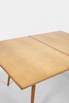 Max Bill Max Bill Folding dining table and 4 chairs Horgen Glarus 1957 - 1782867