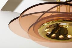 Max Ingrand 12 Light Chandelier by Max Ingrand for Fontana Arte - 1260497