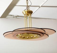 Max Ingrand 12 Light Chandelier by Max Ingrand for Fontana Arte - 1260499