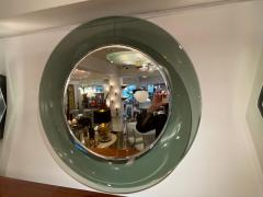 Max Ingrand 1669 Model Circular Glass Mirror by Max Ingrand for Fontana Arte Italy 1960 - 1401519