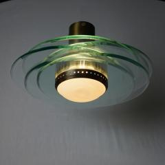 Max Ingrand Ceiling Lamp by Max Ingrand for Fontana Arte - 213172