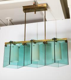 Max Ingrand Chandelier 2128 by Max Ingrand for Fontana Arte - 1252957