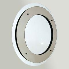 Max Ingrand Double circle mirror by Fontana Arte - 1223472