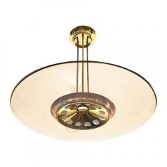 Max Ingrand Fontana Arte Ceiling Light Model 1508 by Max Ingrand 2 Available - 1537134